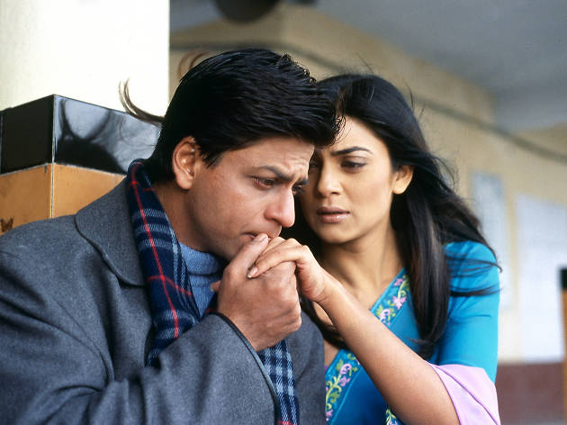 Hindi movie: Main Hoon Na