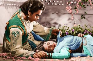 Bollywood movie: Mughal-e-Azam