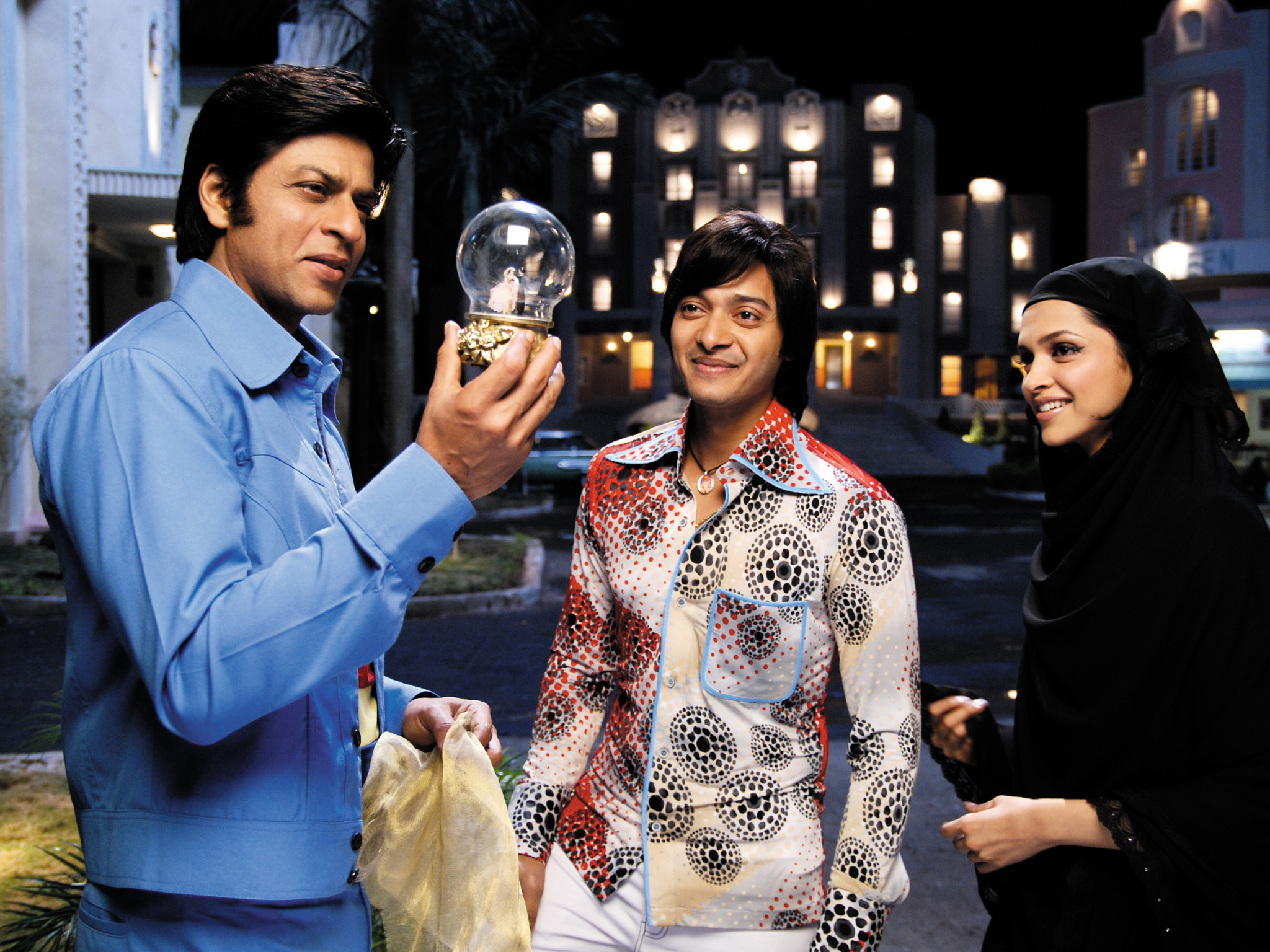 Hindi movie: Om Shanti Om
