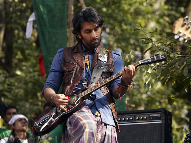 Hindi movie: Rockstar
