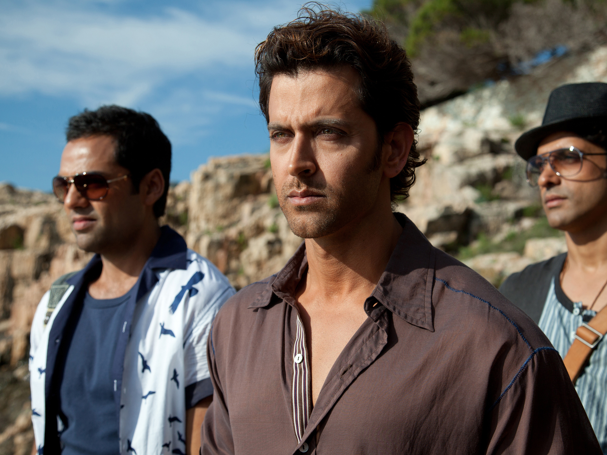 Hindi movie: Zindagi Na Milegi Dobara