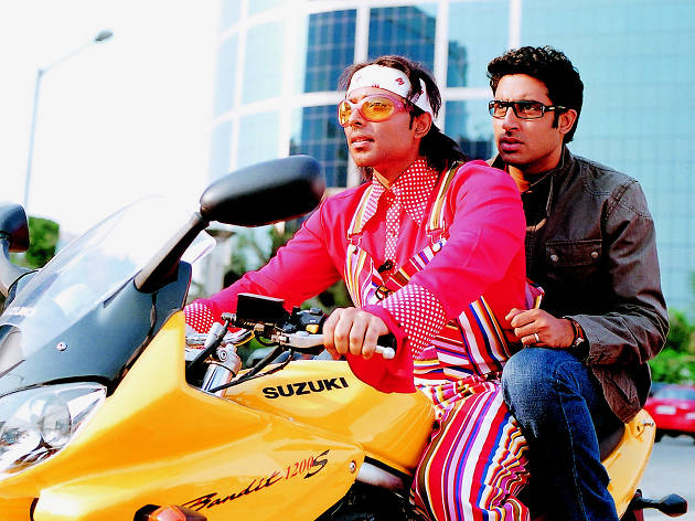 Bollywood movie: Dhoom