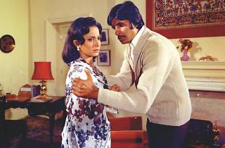Bollywood movie: Kabhie Kabhie