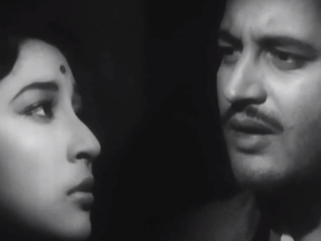 Bollywood movie: Pyaasa