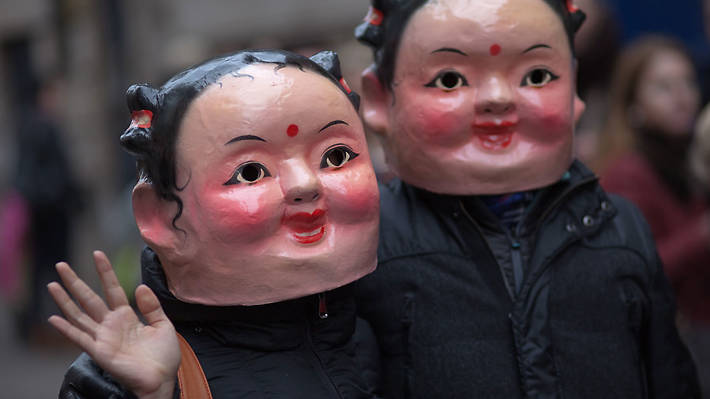 Chinese New Year in London 2015