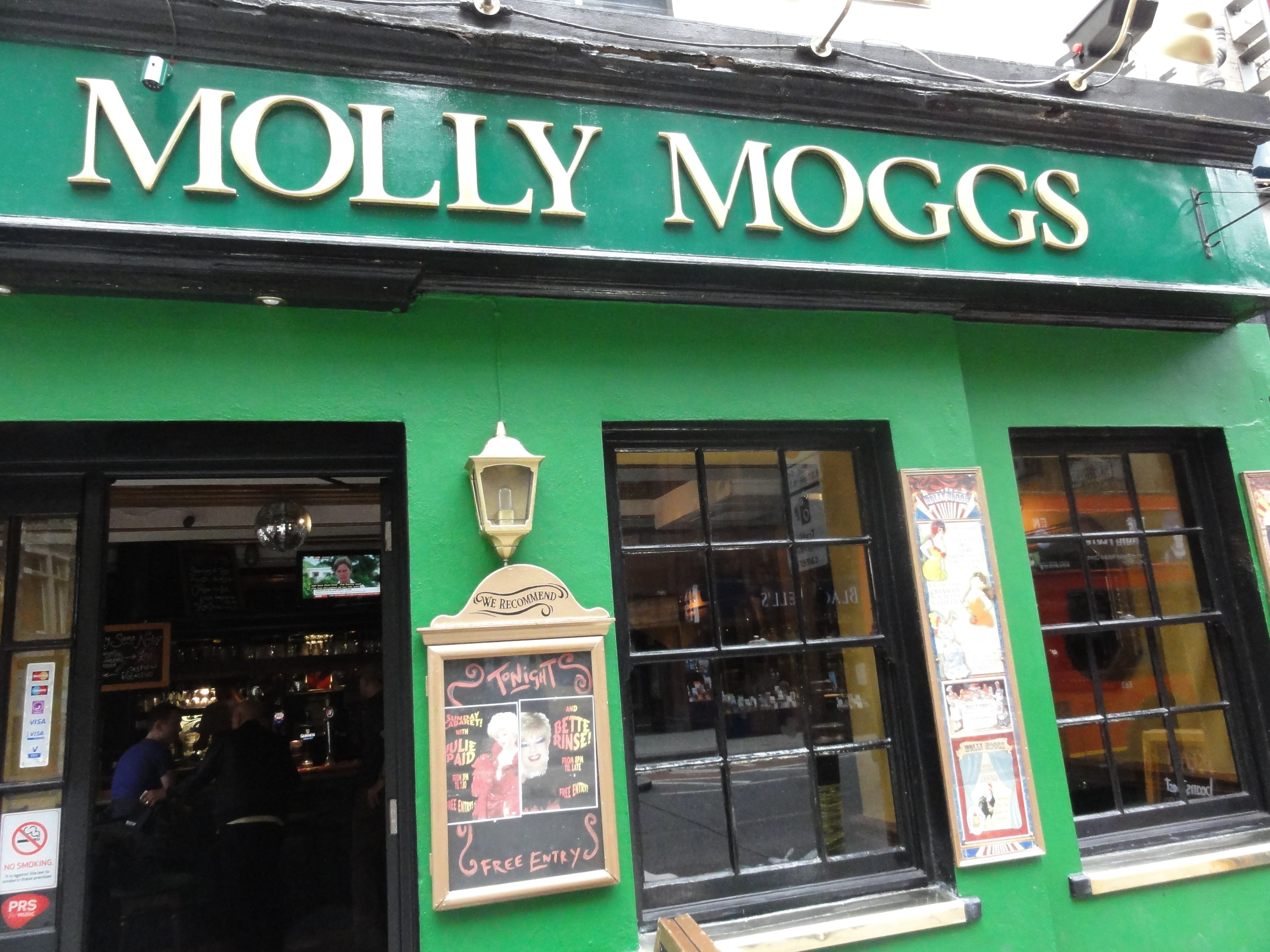 Molly Moggs