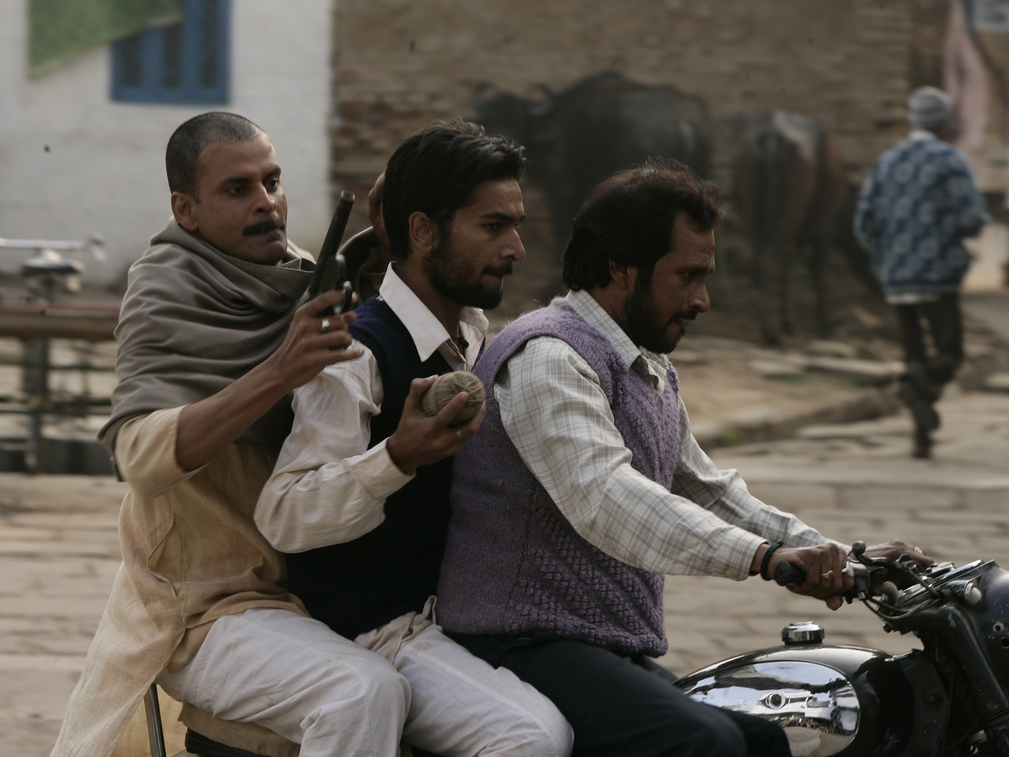 Hindi movie: Gangs of Wasseypur: Part One