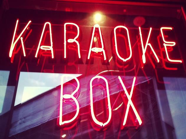 Karaoke Bars With Private Rooms London