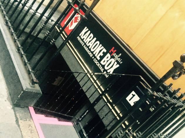 Karaoke Box, Mayfair