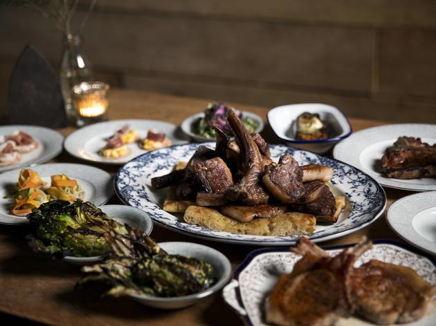 Blacklock Restaurants In Soho London