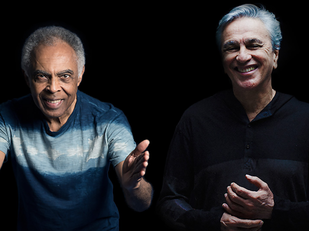 Caetano Veloso/Gilberto Gil