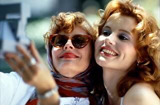 Thelma y Louise + Amor a quemarropa