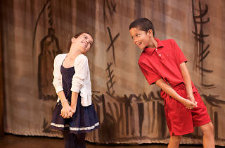 Lookingglass Theater's camp is among the top summer camps in Chicago.