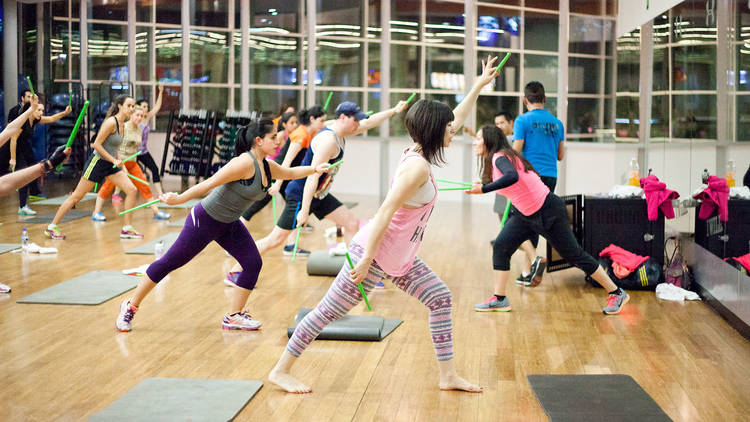 Energy Fitness WTC. Foto: Alejandra Carbajal