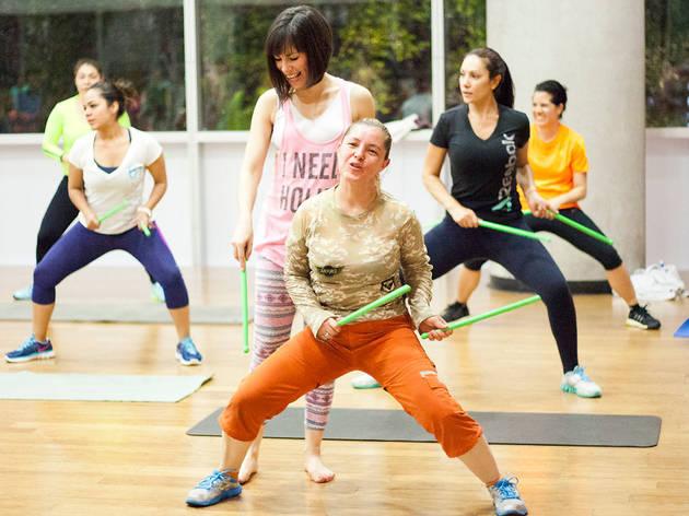 (Energy Fitness WTC. Foto: Alejandra Carbajal)