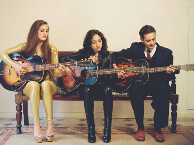 16th Banc Sabadell Festival del Mil·lenni: Kitty, Daisy & Lewis + The Dash