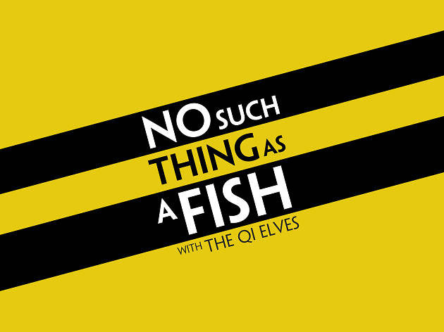 No Such Thing as a Fish logo