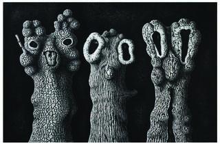 (Chloé Poizat, 'Sans titre (Trognes I)', 2014 / Courtesy de l'artiste)