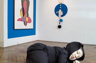 (Virginie Barré, 'Tsukiko – Les yeux fermés', 2009 / Courtesy Galerie Loevenbruck, Paris)