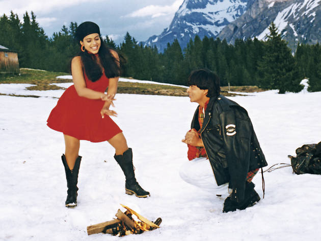 Hindi movie: Dilwale Dulhania Le Jeyenge