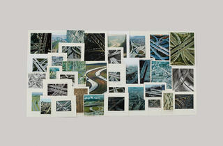 (Taryn Simon, 'Express Highways', 'The Picture Collection', 2013 / Courtesy de l'artiste / © 2014 Taryn Simon)
