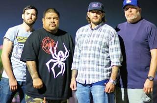 Madball + Strife + Rise of the Northstar + Backtrack
