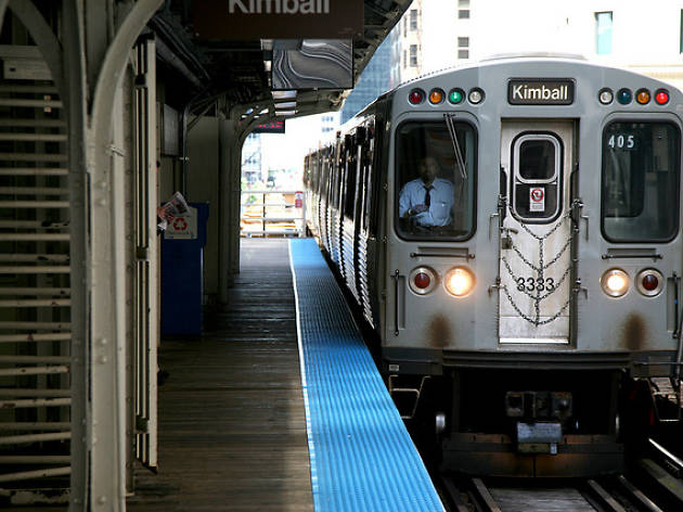 You can rent out a private CTA train for $1,800