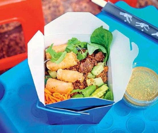 Camion BOL • Le food truck vietnamien