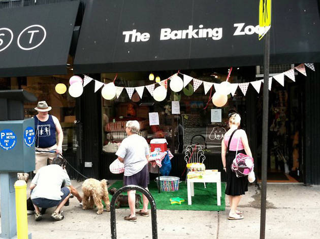 The Barking Zoo