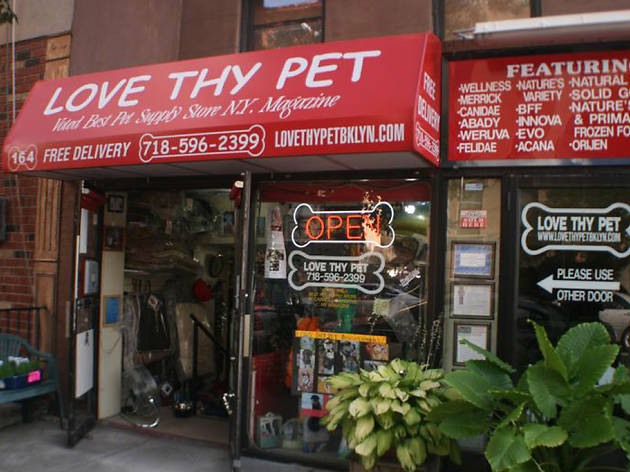 Holistic Pet Food Store Nyc