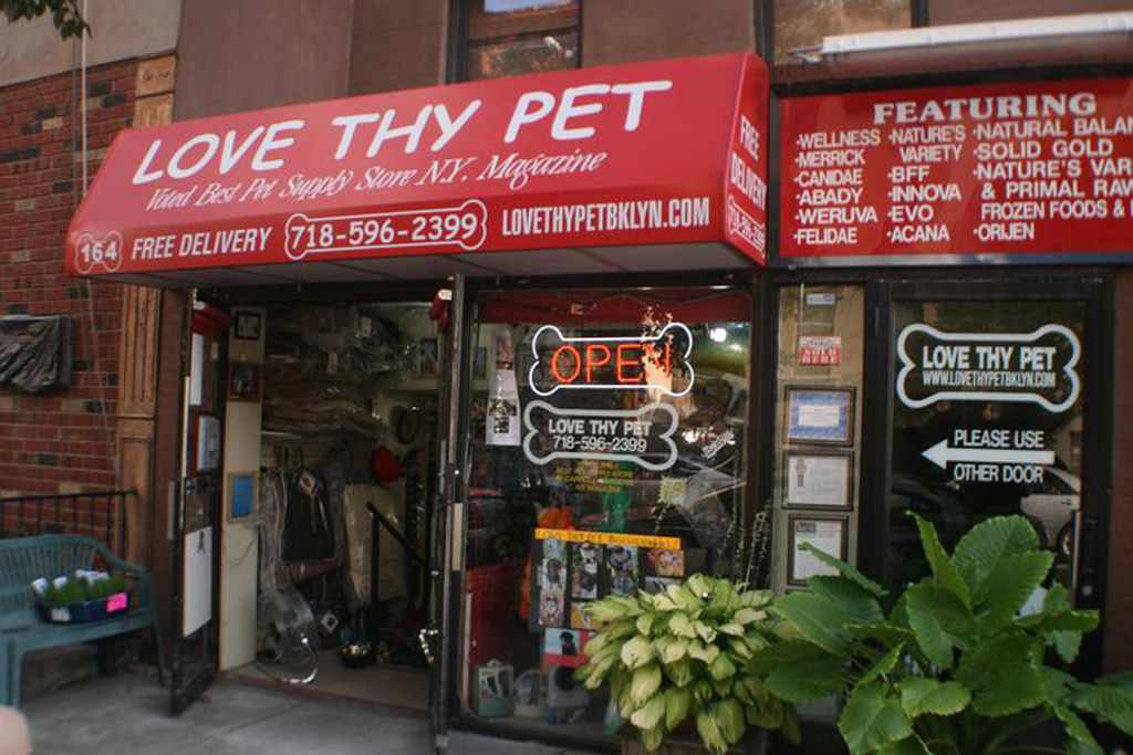 Love Thy Pet