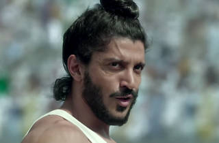 Hindi movie: Bhaag Milkha Bhaag