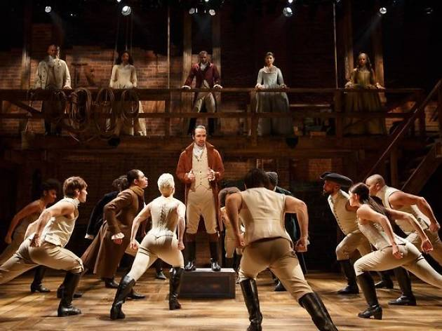 White-hot Hamilton delays Broadway transfer until summer