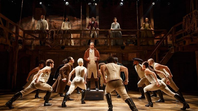 Hamilton delays Broadway transfer
