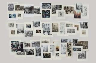 (Taryn Simon, 'Financial Panics', 'The Picture Collection', 2013 / Courtesy de l'artiste / © 2014 Taryn Simon)