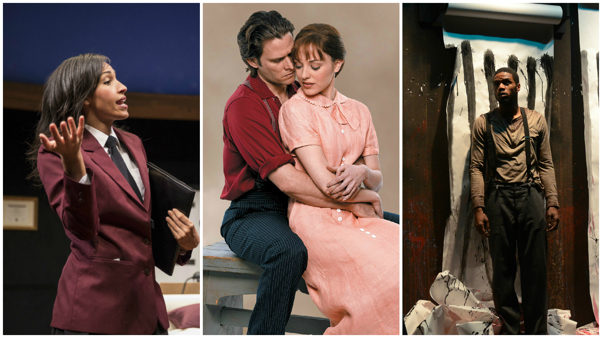 Top theater shows to see this spring