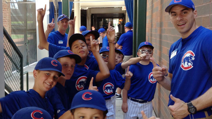 Chicago Cubs Camp