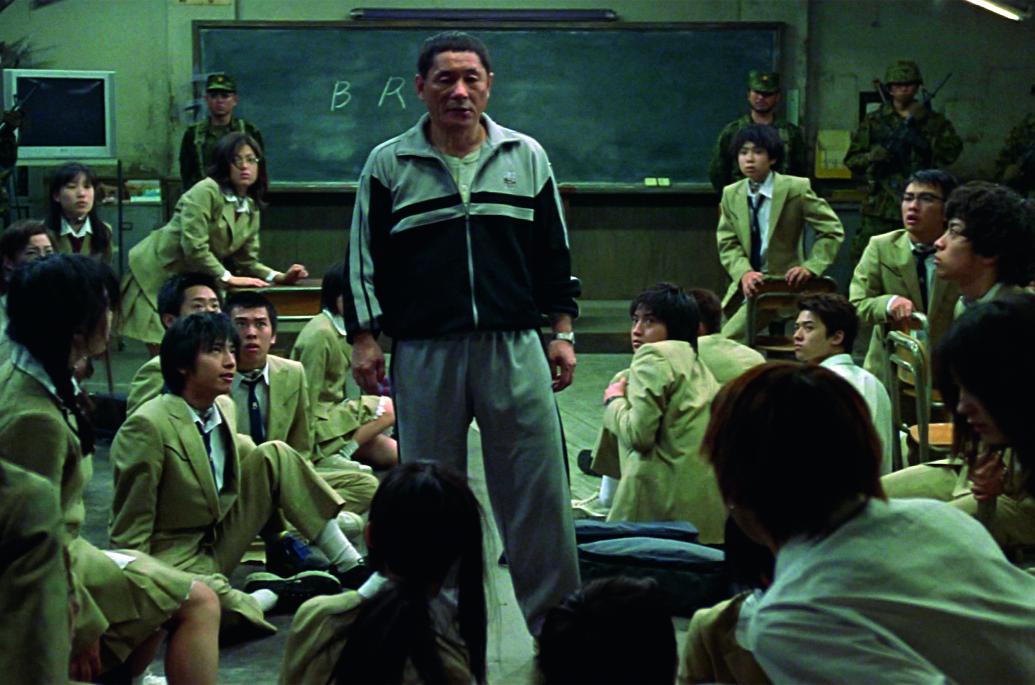 Best teen movies, Battle Royale