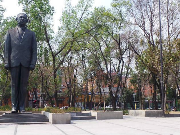 Plaza Lázaro Cárdenas (Foto: Time Out México)