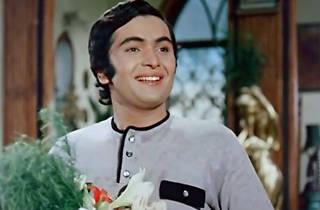 Bollywood movie: Bobby