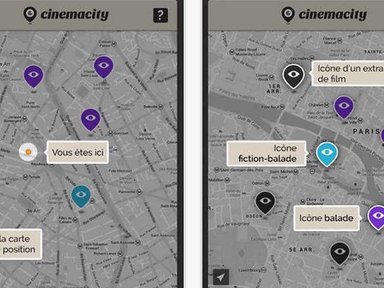 Decouvrir Paris autrement : Cinémacity