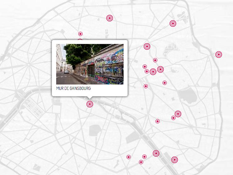 Débusquer des œuvres : My Paris Street Art