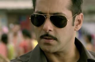 Hindi movie: Dabangg