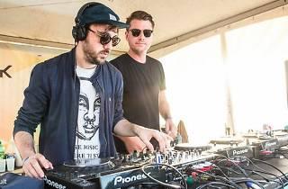 Mutek 2015: Talaboman (John Talabot & Axel Boman) + Magic Mountain High + Max Graef & Kickflip Mike + DJ Fra