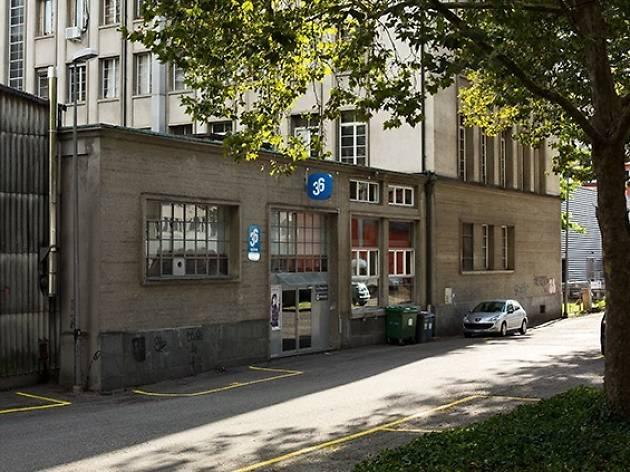 Sévelin 36 in former industrial area of Lausanne