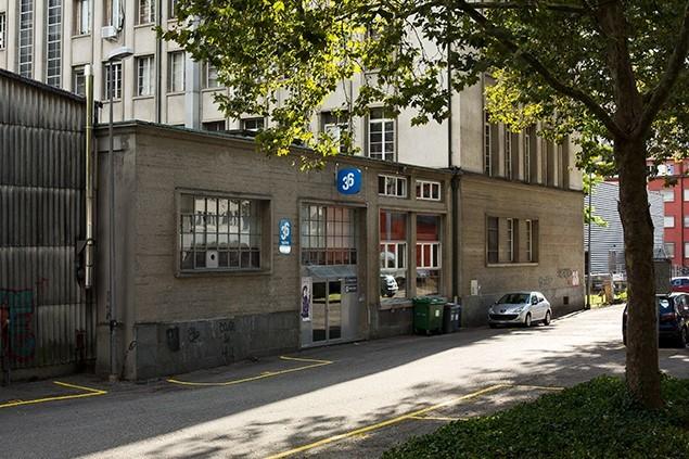 Sévelin 36 for contemporary dance • Lausanne