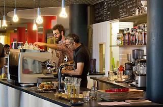 Culture Cafe Lausanne