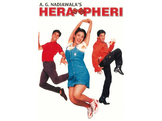 Hindi movie: Hera Pheri