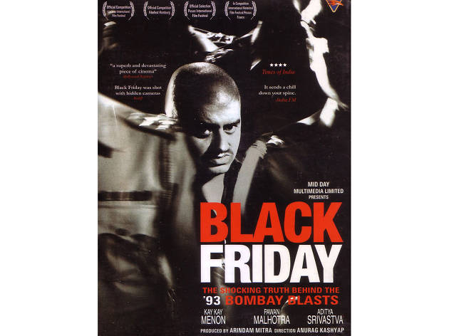 Bollywood movie: Black Friday