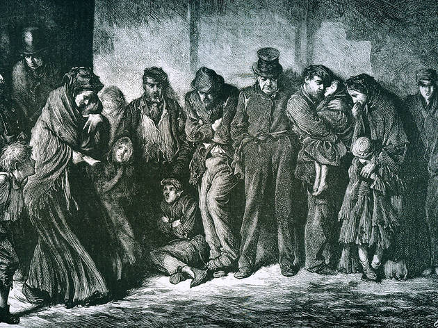 Homes of the Homeless: Seeking Shelter in Victorian London